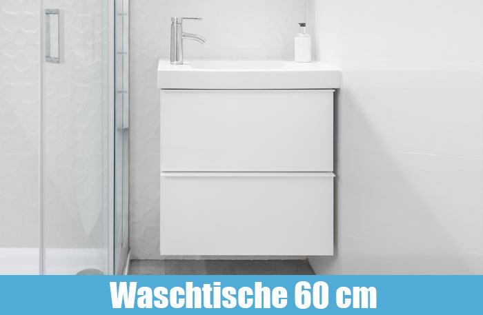 Waschtisch mit Unterschrank 60cm breit
